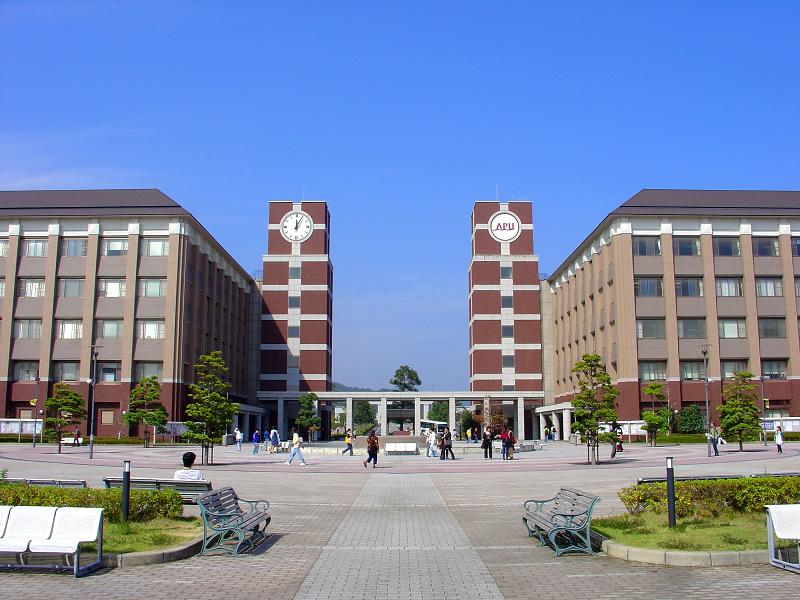 CACAO2799 立命館アジア太平洋大学 国際経営学部(男性)